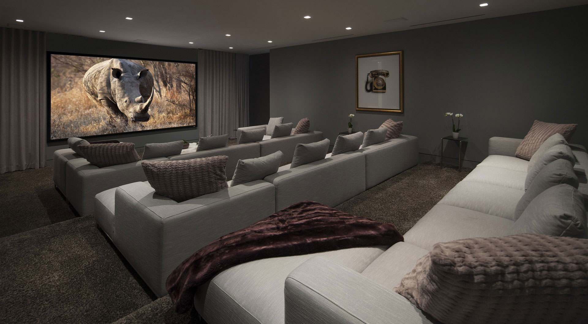 Home Theater System Delhi NCR | Home Theater Designing | Home ...