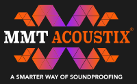 MMT Acoustix Logo Orange